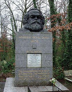 آرامگاه کارل مارکس