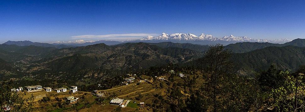Kasar Devi - panoramio