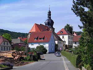Kirche in Kasendorf