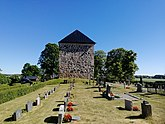 Fil:Kastalen vid Fellingsbro kyrka.jpg
