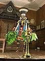 Kathakali artist costumed to represent a demoness.jpg