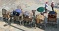 Kathmandu-Durbar Square-80-Rikschas-2007-gje.jpg