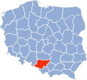 Katowice Voivodeship - Katowice Voivodeship
