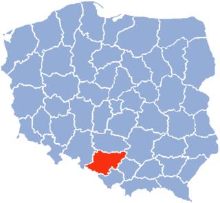 Katowice Voivodeship