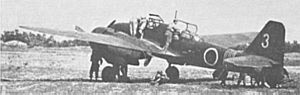 Kawasaki Ki-102 - Kawasaki Ki-102b assault plane Model b