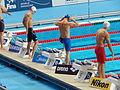 Kazan 2015 - 50m backstroke M Heat 6 Lane 5-6-7.JPG