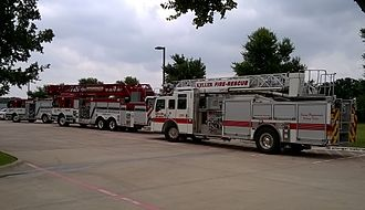 Keller, Texas - Keller Fire and Rescue