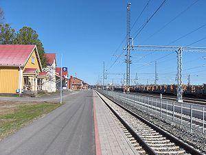 Kemi railway station - Wikipedia