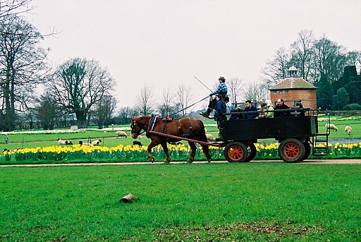 Kentwell Hall 2004
