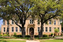 Kerr county tx courthouse 2015.jpg