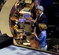 Kerry, Pelosi and company applaud Biden's entrance at 2008 DNC (2818981619).jpg