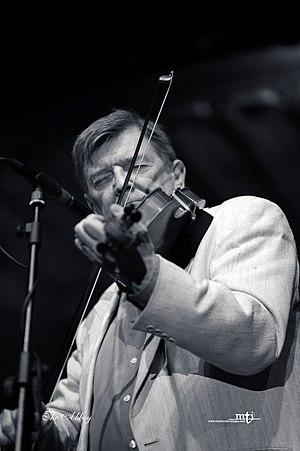 Kevin Burke (musician) - Kevin Burke at The Abbey in Nicholls, Australia, 2014