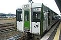 KiHa 112-114 at Kazuno-Hanawa Station 20081011.jpg