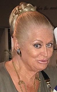 Kim Woodburn English television personality