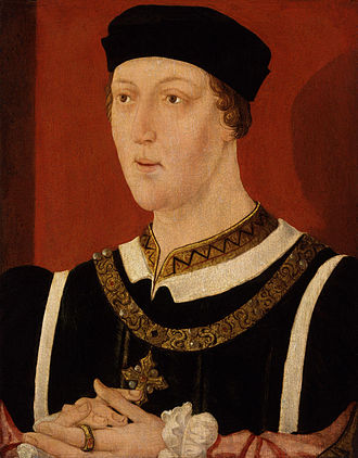The Hollow Crown (TV series) - Image: King Henry VI from NPG (2)