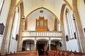Kirche 1341 Orgelempore in A-2130 Siebenhirten.jpg