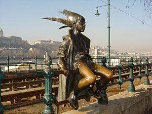 Danube Promenade - Image: Kiskiralylany