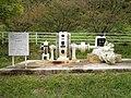 Kitashinano Country Forest and Cultural Park Kusugawa Power Station water turbine and generator 1.jpg