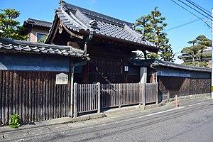 Kiyosu - Remains of Kiyosu-juku's honjin
