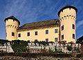 Klagenfurt Tentschacher Strasse Schloss Tentschach 15102008 77a.jpg