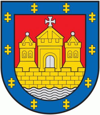 Counties of Lithuania - Image: Klaipeda County COA