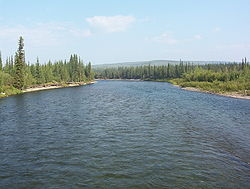 Klondike River crossing Dempster Highway 1.JPG
