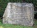 Klopstock-Gedenkstein in Schulpforte.JPG