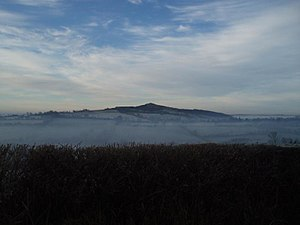 Knockeyon - Knockeyon on a foggy morning