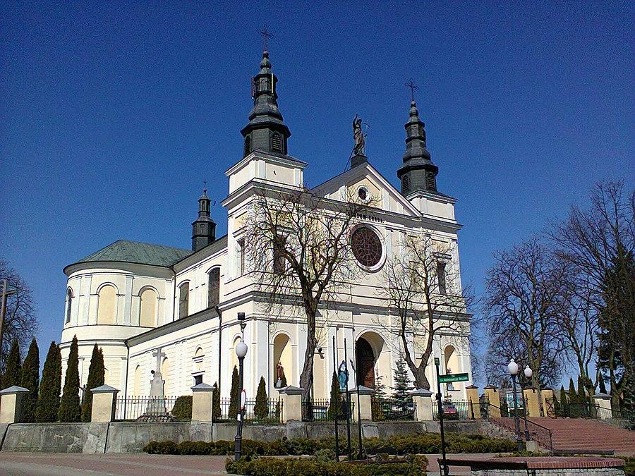 Kadzidło, Masovian Voivodeship