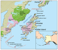 Kodiak Island map in Alaska.png