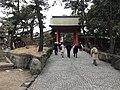 Kofukumon Gate of Sumiyoshi Grand Shrine.jpg