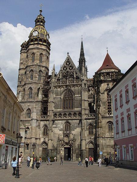 Cattedrale di Santa Elisabetta - Kosice (http://it.wikipedia.org/wiki/File:Kosice)