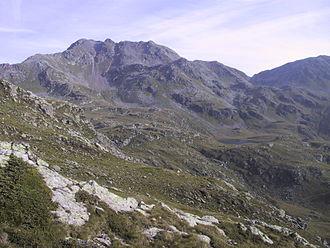 Kreuzeck group - Kreuzeck summit