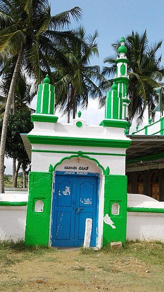 Krishnarajanagara - Old Town Mosque