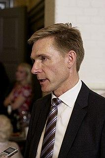 Kristian Thulesen Dahl Danish politician
