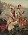 Kristian Zahrtmann - Italienske piger med tomater i kurve - KMS1787 - Statens Museum for Kunst.jpg