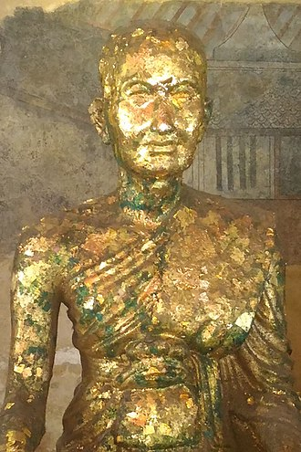 Supreme Patriarch of Thailand - Image: Krom Phra Paramanujit Jinoros