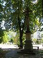 Krucifix (Vsetín), Sychrov, bývalý hřbitov, Vsetín.JPG