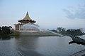 Kuching Waterfront and its Parliament building - Sarawak - Borneo - Malaysia - panoramio.jpg
