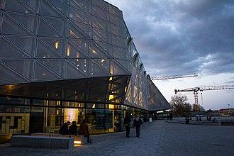 Kulturhavn Kronborg - Kulturværftet