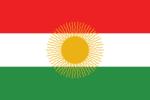 Flagge der Republik Ararat 1927–1931