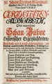 Kuriosaalfabetet, 1720 - Skoklosters slott - 102447.tif
