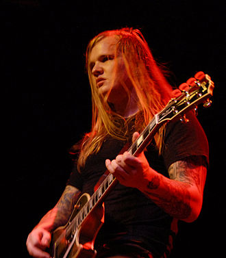 The Sword - Kyle Shutt was the only band member besides Cronise credited for songwriting on Warp Riders.