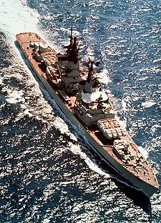 Soviet cruiser <i>Admiral Golovko</i>