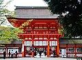 Kyoto Shimogamo-jinja Romon 3.jpg
