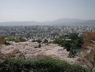 Heian period - Image: Kyoto higashiyama 01