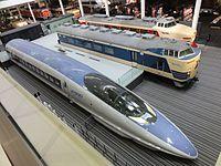 Kyoto railway museum main building 1F 20160508.jpg