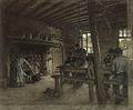 Léon Augustin Lhermitte Le Repas des Ouvriers à la Ferme 1913.jpg