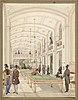 Löwsches Kaffeehaus, Wien, 1842, Innenansicht.jpg