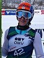LCOC Ski jumping Villach 2010 - Coline Mattel 23.JPG